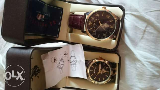 Us Polo watch offer سموحة -  3