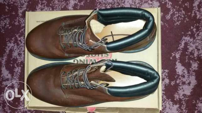 Red wing shoes Safety size 48 made in USA الإسكندرية -  2