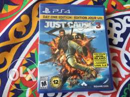 Just cause 3 PS4 PlayStation 4 NEW sealed