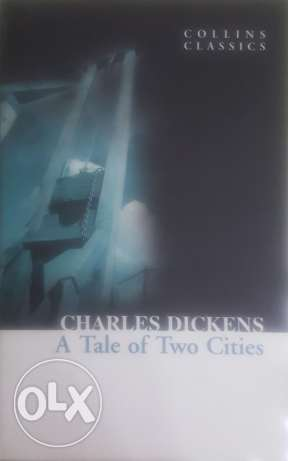 Charles dickens: A tale of two cities(novel)