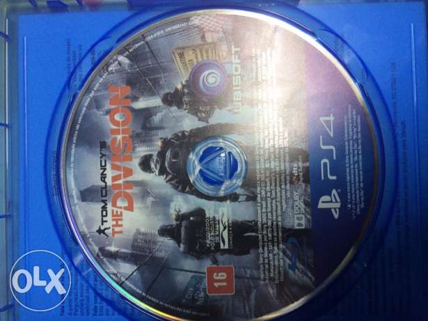 the division ps4 like new العزيزية -  3