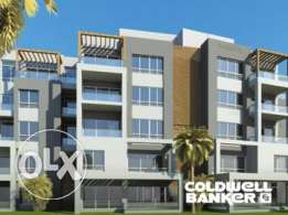 Duplex located in New Cairo for sale 255 m2, Village Gardens Katameya