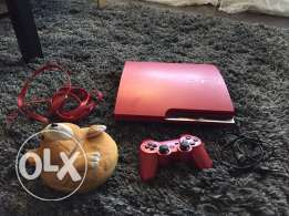 PlayStation 3 Red
