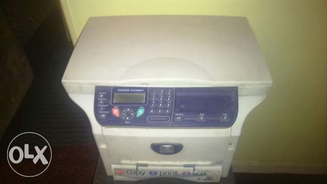 Printer xerox phaser 3100 mfp 3 in 1