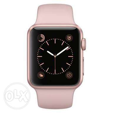 apple watch 1 rose gold 38 new