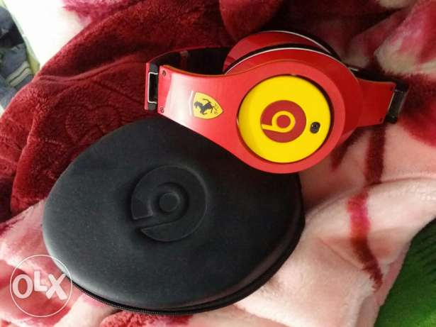 Beats Studio Ferrari limited edition