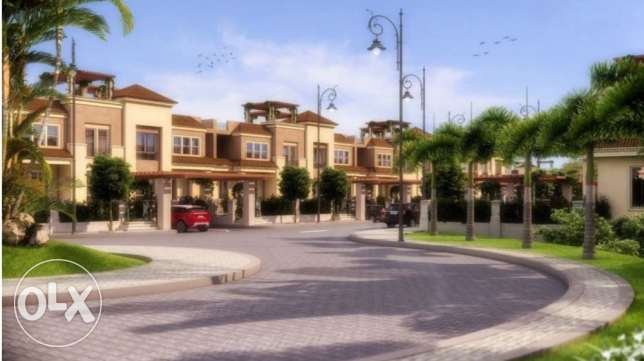 s-vila for sale 0% down payment and 7 years installment in Sarai التجمع الخامس -  5