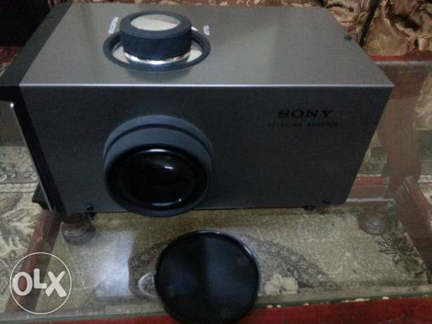 Sony telecine adaptor for sale or exchange