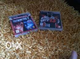 Infamous2 and wwe13