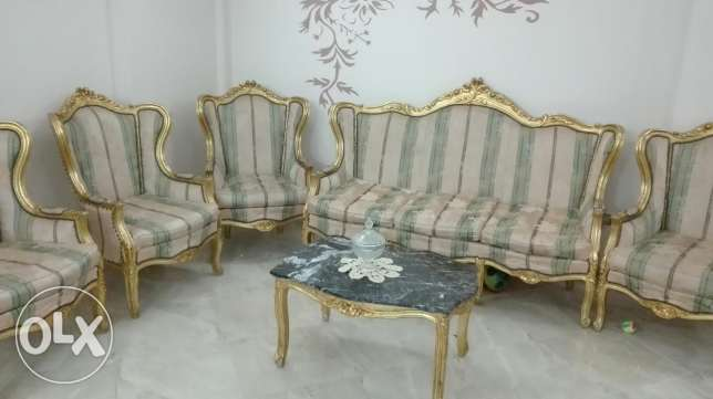 Saloon for sell مدينة نصر -  6