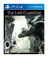 ps4 the last guardian for sale or trade