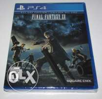Final Fantasy XV New PS4
