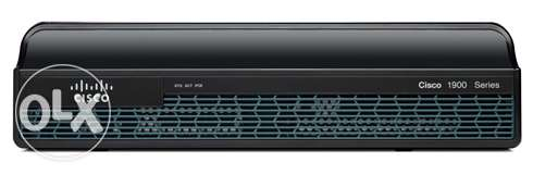 The Cisco 1941 Integrated Services Router (ISR)