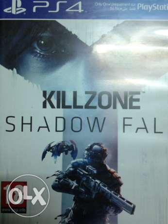 killzone and infamous second son