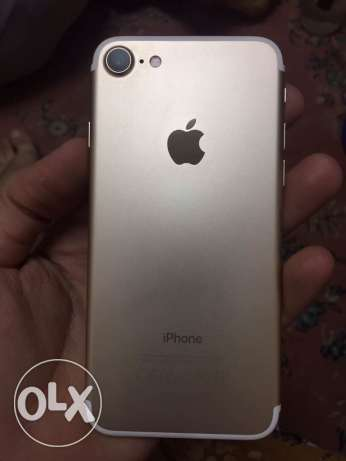 iphone 7 gold 32 giga for sale