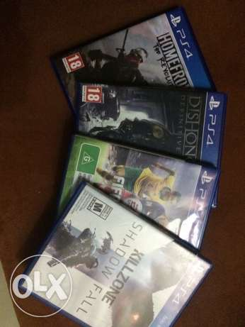 Dishonerd and killzone and homefront and fifa16 حي الشرق -  1