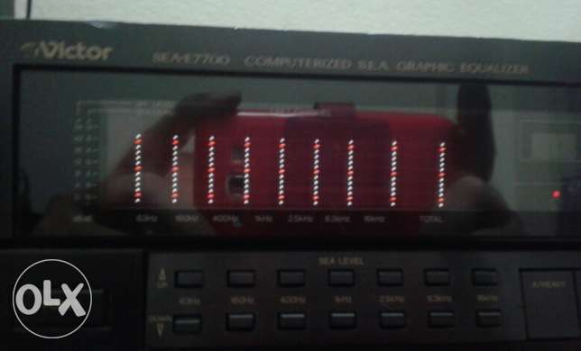 Vector Graphic Equalizer from JVC USA