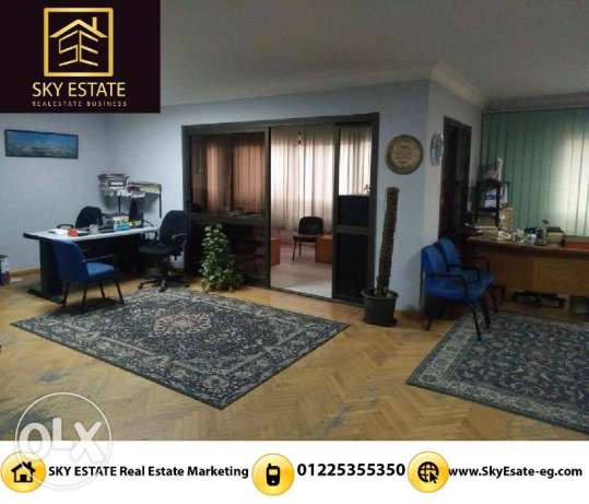 Apartment for sale at Amaar ebn yassir.