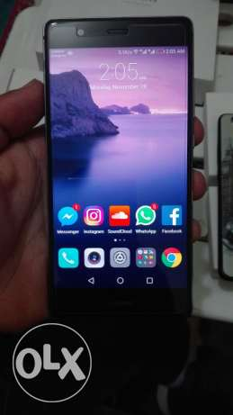 Huawei p9 for sale used only 40 days العطارين -  8