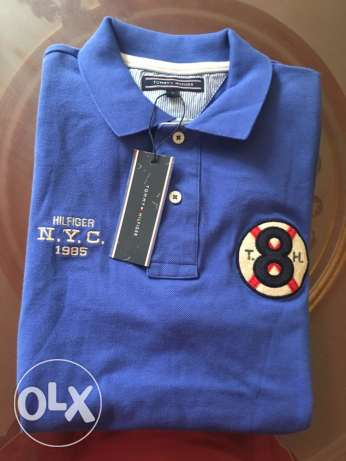 Original Tommy hilfiger polo tshirts size small for 720 LE
