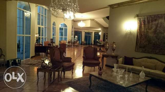 Luxurious standalone in Royal Hills October amazing fully finishing 6 أكتوبر -  7