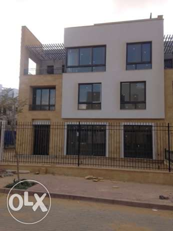 City villa in West Town SODIC for sale amazing location 305 sqm