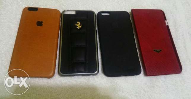 4 covers 6 plus original not used