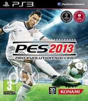 Pes 2013 for playstation 3