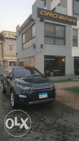 Land Rover discovery sport الشيخ زايد -  1