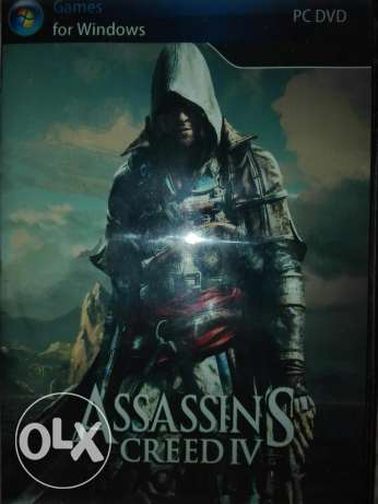 Assassins Creed IV Black Flag طنطا -  1