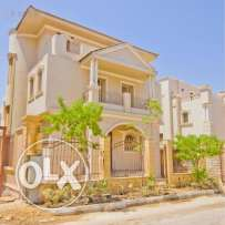 A Stand alone villa for sale in a compound near Auc