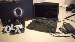 """1 Year Warranty for Alienware 18 18.4"""" Intel Core i7 Gaming Laptop"""