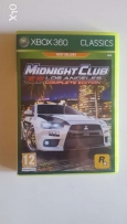 Midnight club original for xbox 360