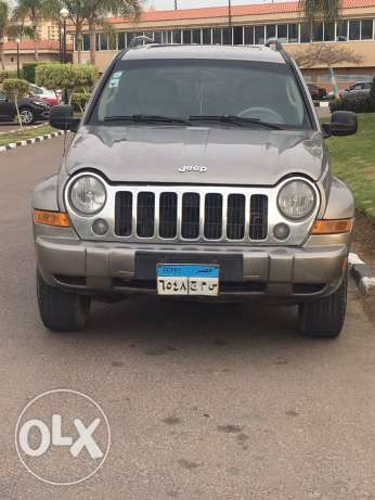 jeep Cherokee liberty 2006