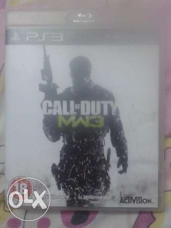 لعبة Call Of Duty MW3 PS3 للبيع