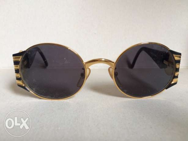 vintage Rochas women sunglasses 80s hand made in Italy