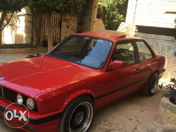BMW E 30 Coupe 6 أكتوبر -  6