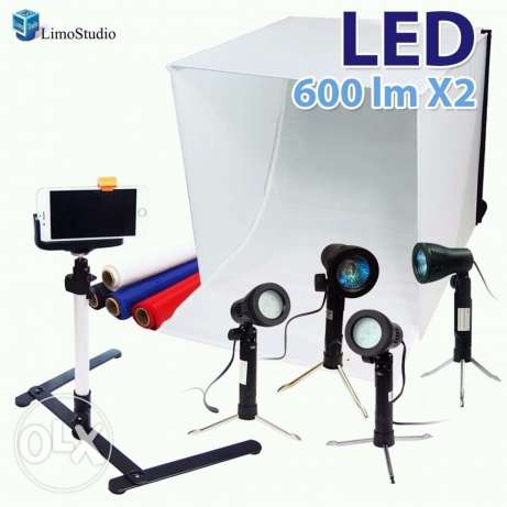 Photography Studio Kit by LimoStudio