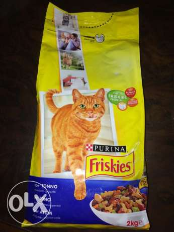 Dry food cat Friskies