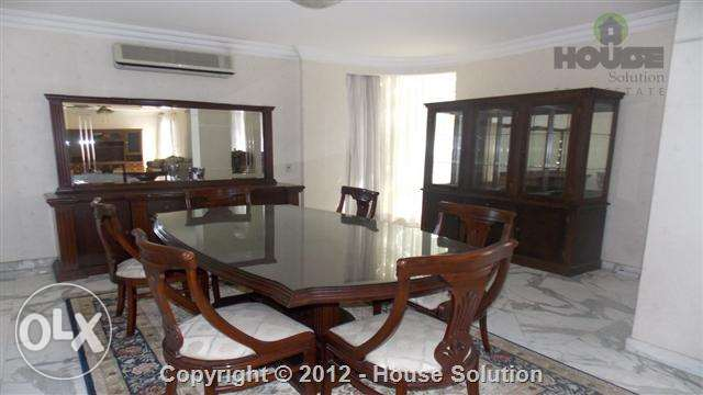 Furnished Duplex Apartment For Rent