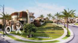 for sale s-vila in Sarai compound 0% down payment