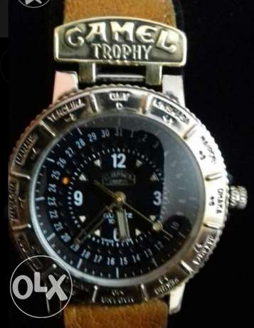 camel trophy swiss made