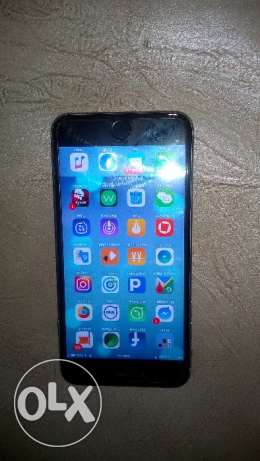 IPhone 6 pluse 64 gb with with FaceTime الغردقة -  1