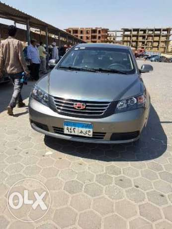 Geely Emegrand 7