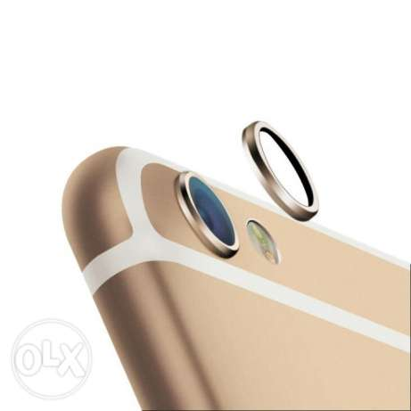 Lens for iPhone 6 Plus Ubmsa Camera Protector حدائق الاهرام -  1
