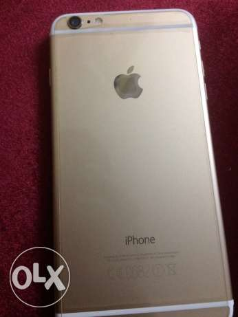 iPhone 6 Plus 64 الزقازيق -  2