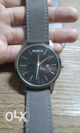MVMT watch used grey fe eswad مدينة نصر -  1