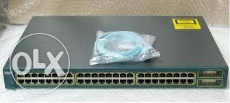 2950 Switc cisco Managed -48-Port المنصورة -  2