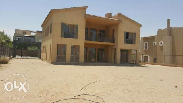 A standalone villa for sale in Aligria prime location 1200msq