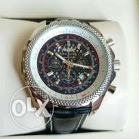 Breitling Chronometre Leather Brown